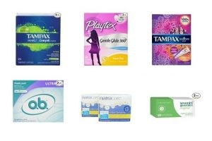 Best Tampons for Heavy Periods: Heavy Flow Tampons Reviews