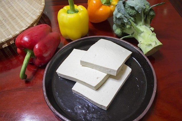tofu slice