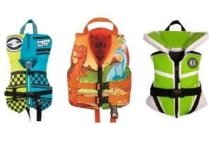 The Five Best Life Jackets to Invest On for Toddlers