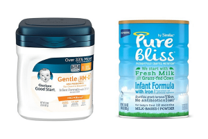 Best Formula for Constipated Baby