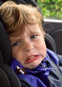 boy car seat