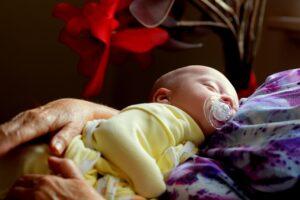 What Do Babies Wear Under a Sleep Sack?