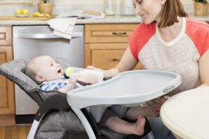 When is a Child Too Old for a High Chair?